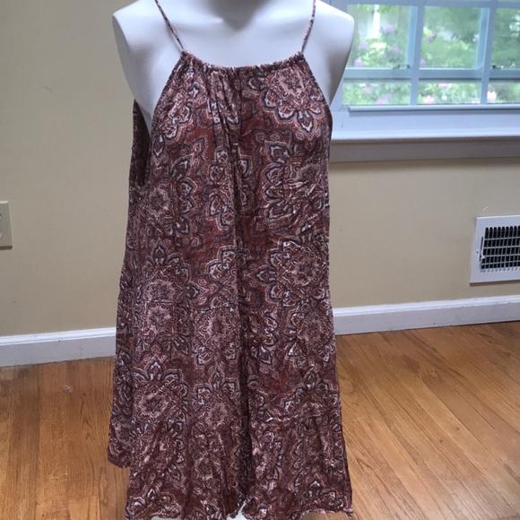 Aeropostale Dresses & Skirts - Aeropostale Boho Paisley Dress